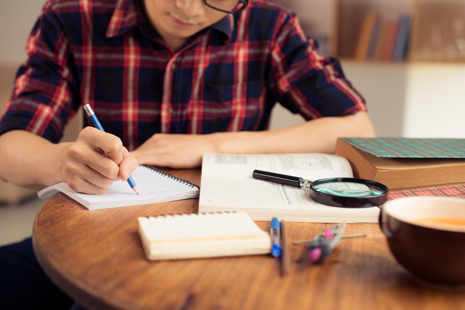 school goals essays