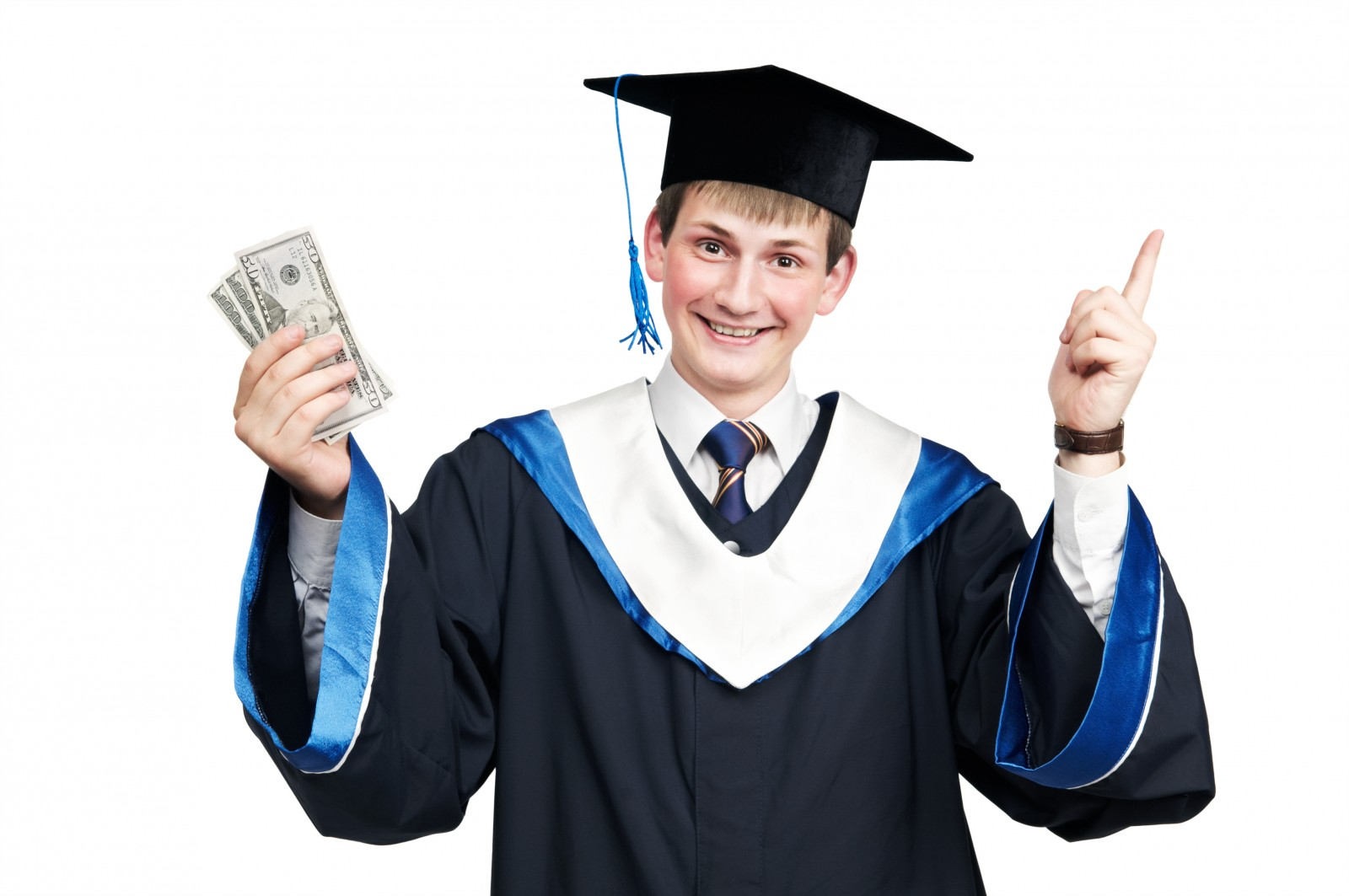 Где взять деньги на учебу за границей